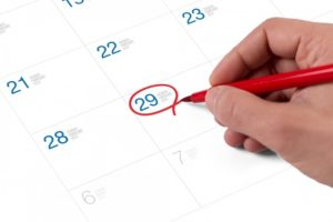 calendario editorial para tu blog, no escribas por escribir