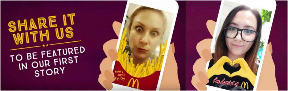 accion macdonald snapchat