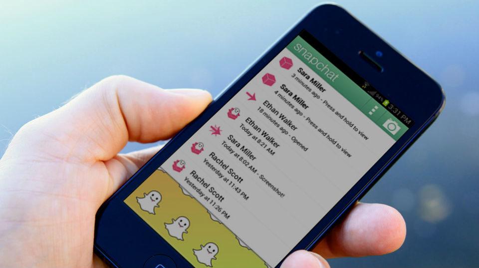 snapchat para acercar a los jóvenes la marca
