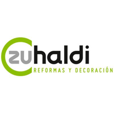 logo zuhadi reformas y decoración