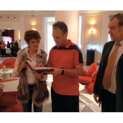 Nuevo acuerdo con la Fundación RR Joaquín Caparros