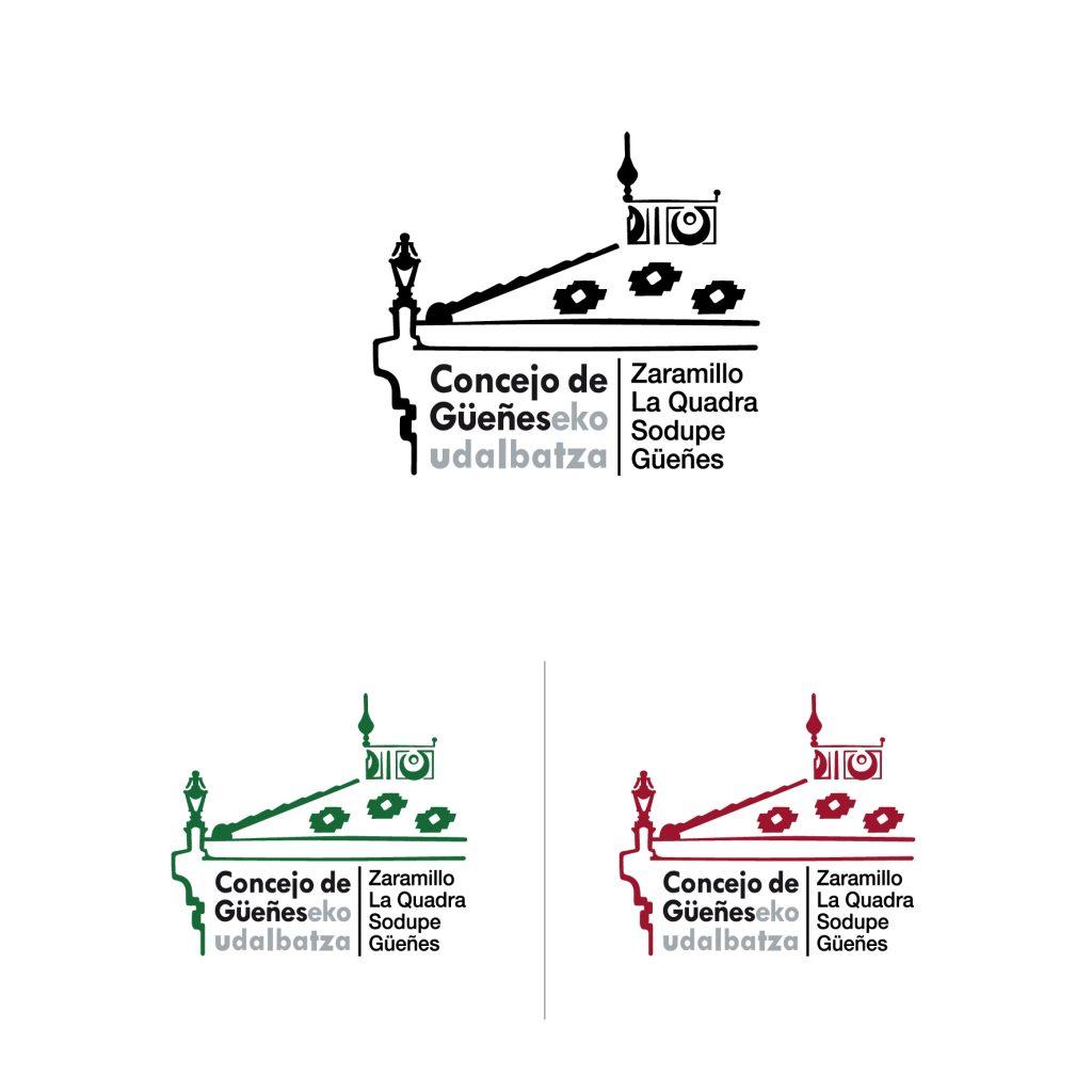 Concejo de Güeñes - Nuevo Logotipo