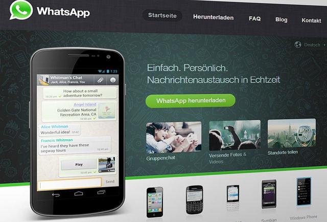 whatsapp herramienta de comunicación