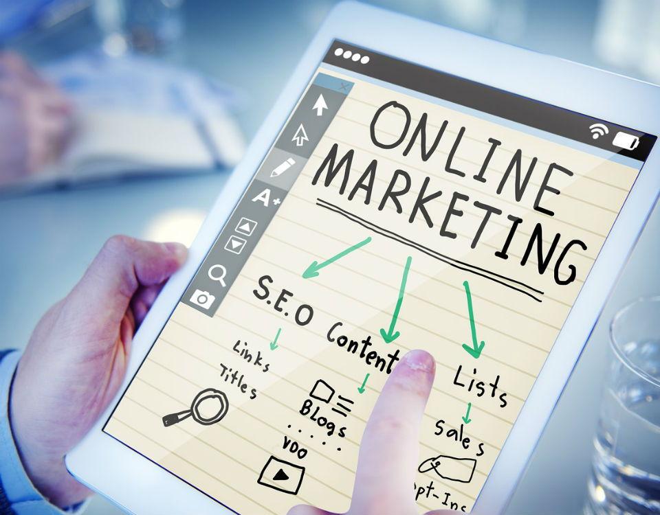marketing online, ¿por dónde empiezo?