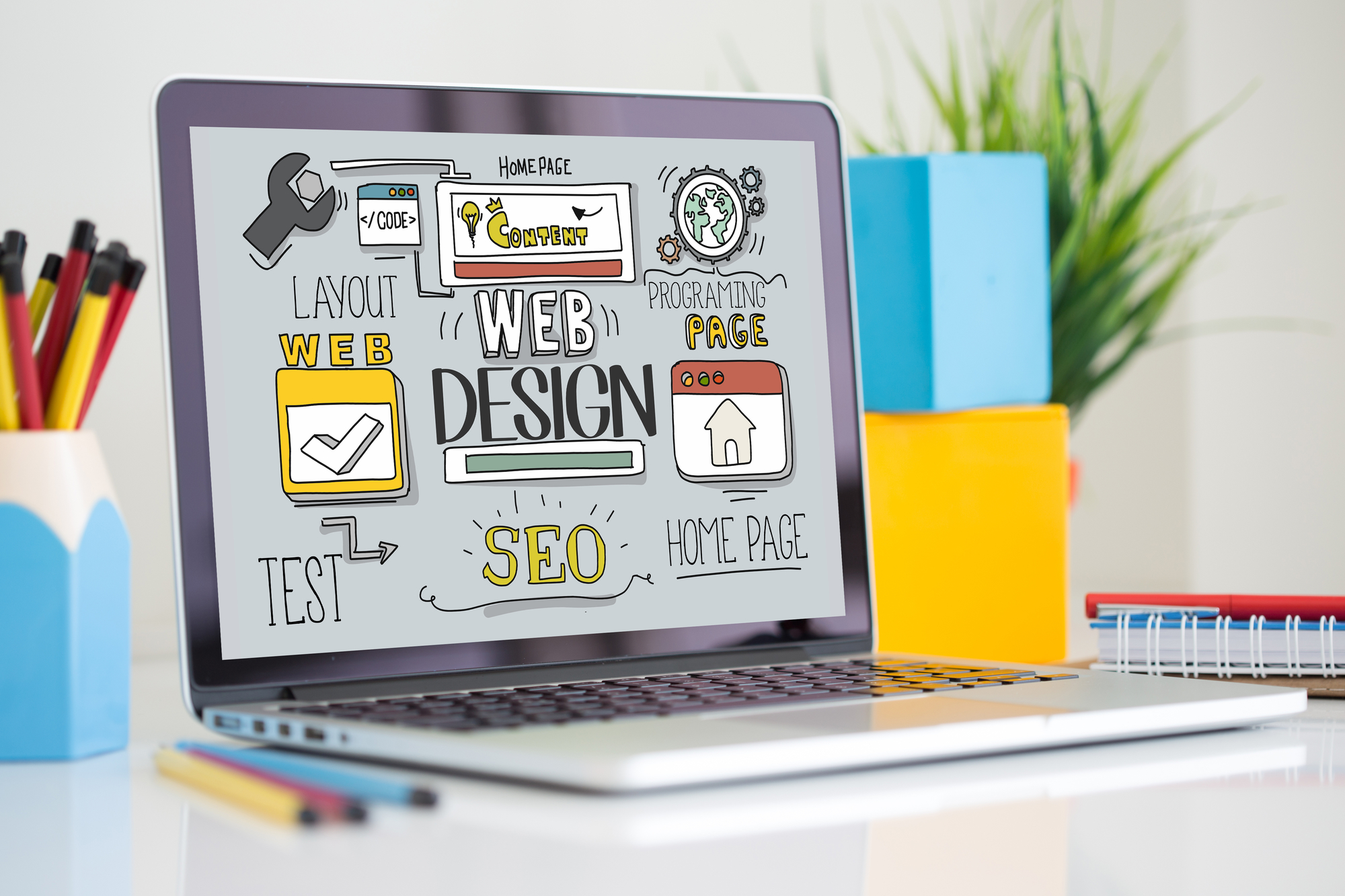 Diseño Web InnovaMK