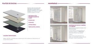 Diseño Catálogo de Servicio Nuevo Baño