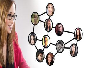 red social linkedin para contactar con profesionales de tu sector
