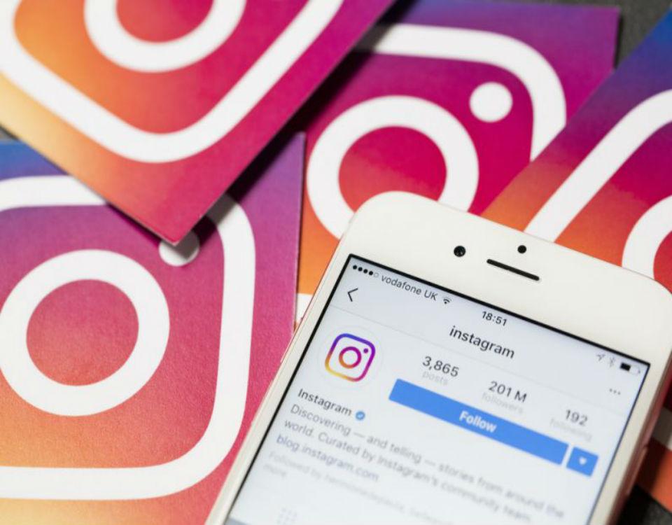 Instagram para empresas B2B
