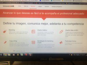 diseño web negocios B2B